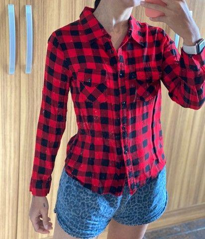 Camisa listrada  - Foto 2