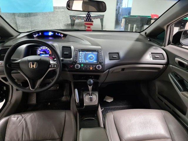 Honda Civic Automático Flex (Financio) - Foto 15