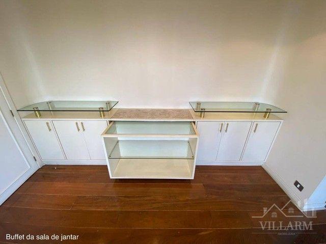 Apartamento com 4 dormitórios para alugar, 340 m² por R$ 3.890,00/mês - Vila Andrade - São - Foto 8