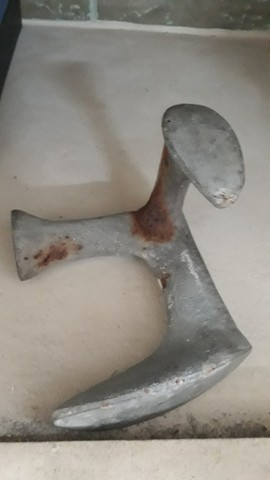 Pé De Ferro De Sapateiro Para Sapataria- *Preço Negociável - Não aceito troca - Foto 2