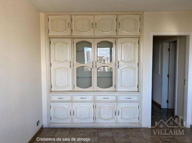 Apartamento com 4 dormitórios para alugar, 340 m² por R$ 3.890,00/mês - Vila Andrade - São - Foto 11