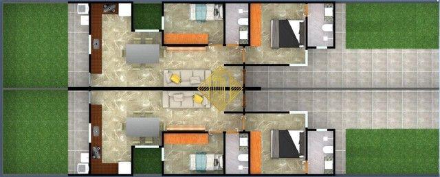 Casa à venda, 1 quarto, 1 suíte, 2 vagas, Jardim Coopagro - Toledo/PR - Foto 5