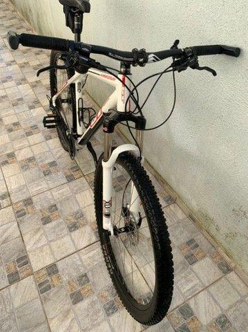 Bicicleta aro 29 grupo Shimano deore - Foto 5