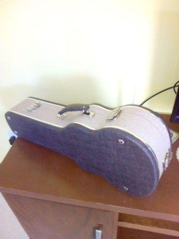Cavaquinho Luthier em faia maciço modelo luxo. - Foto 2