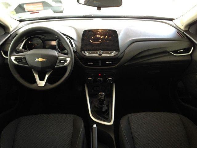 Chevrolet Onix 1.0T LT Manual 2020/2021 - Foto 9