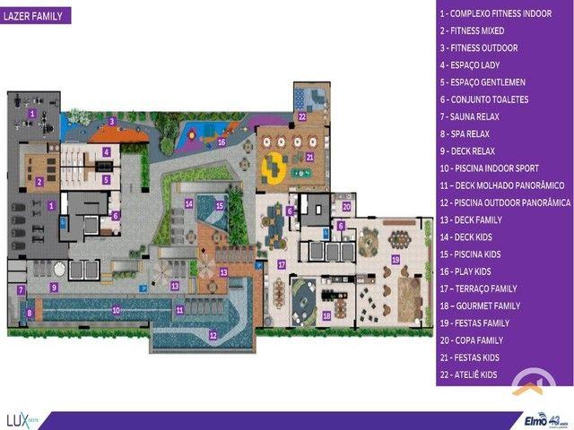 Apartamento à venda com 2 dormitórios em Setor oeste, Goiânia cod:5717 - Foto 15