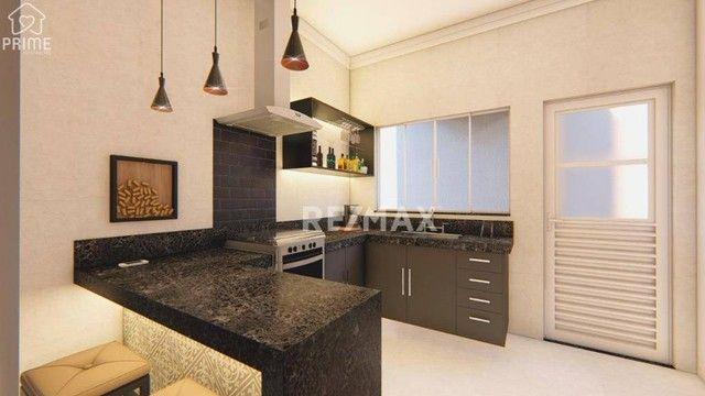 Projeto incrível à venda com terreno de 168 m2 - Jardim São Carlos -Ourinhos/SP - Foto 7