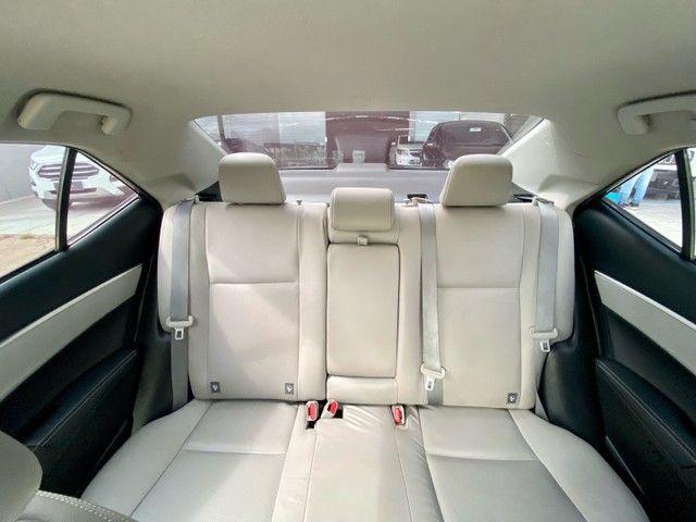 Corolla XEI 2018 Automático  - Foto 19