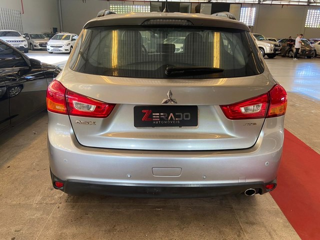 Asx 4x4 AWD impecável 2015 (blindado) - Foto 5