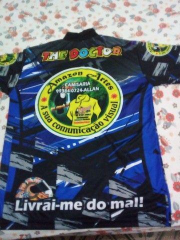 Vendo farda de moto táxi  nuca usada 30 reais  - Foto 2