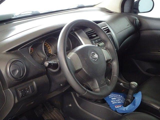 Nissan Livina S 1.6 16V (flex) - Foto 5