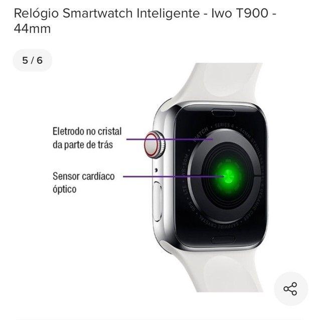 Relogio inteligente t900 - Foto 2