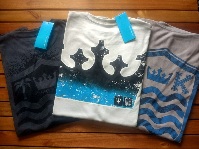 Camisa malhão do Osklen - Foto 2