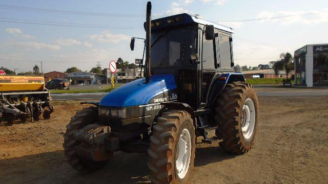 Trator New Holland - TL-80