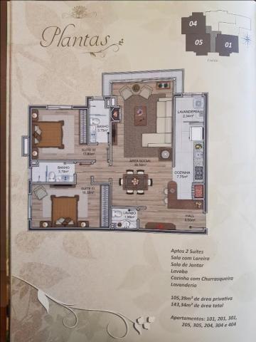 Apartamento à venda, 96 m² por R$ 1.816.000,00 - Centro - Gramado/RS - Foto 6