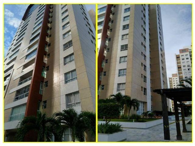 Apartamento 100% mobiliado - Alto padrão