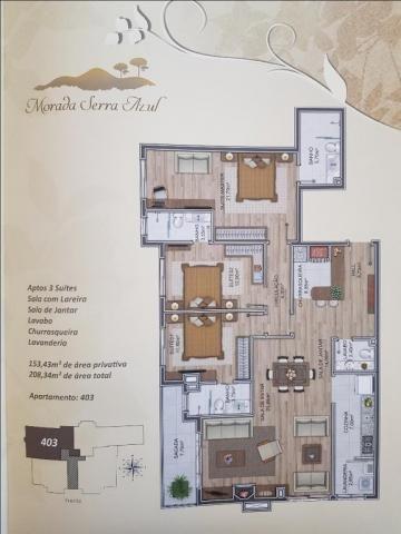 Apartamento à venda, 96 m² por R$ 1.816.000,00 - Centro - Gramado/RS - Foto 9
