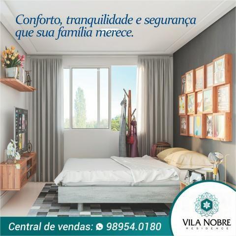 Apartamento novo em Pacajus