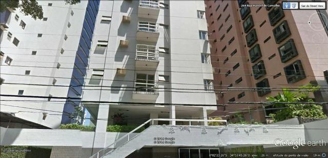 Apartamento 3 quartos+ dce 1V 107mts Aflitos