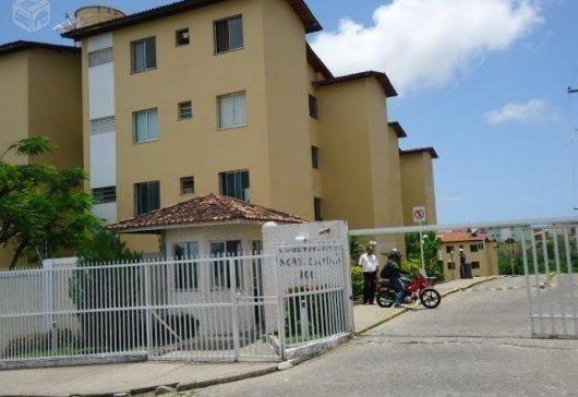 Vendo apartamento no Residêncial Nova Canaã. Localizado no bairro Lamarão