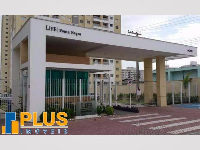 Life Ponta Negra - 3 Dormitórios - 86m² - Últimas Unidades
