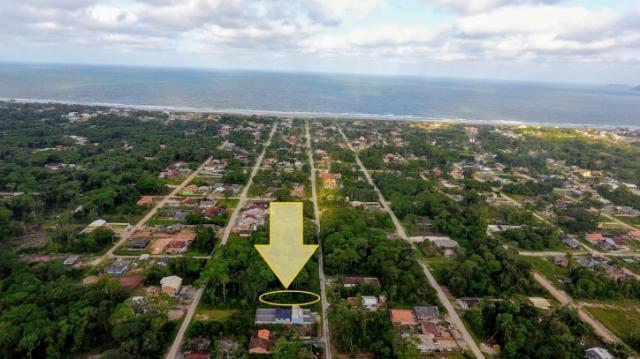 Terreno, 384m², Praia das Palmeiras, Itapoá (SC)