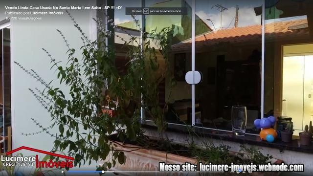 Vendo Casa Usada no Valor de R$ 320.000 - No Santa Marta / Aceita Financiamento - Foto 15