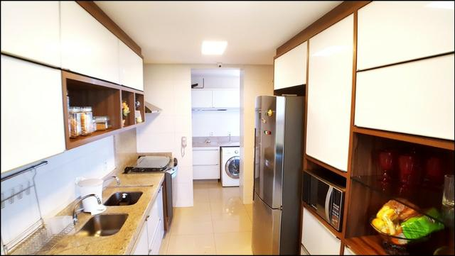 Apartamento 3 Suítes + Escritório, 151 m², na 404 Sul - Reserva Du Parc - Personalizado - Foto 10