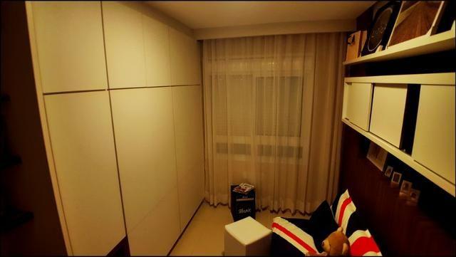 Apartamento 3 Suítes + Escritório, 151 m², na 404 Sul - Reserva Du Parc - Personalizado - Foto 18