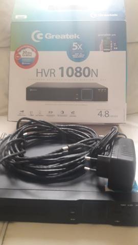 Gravador de vídeo digital híbrido - Foto 5