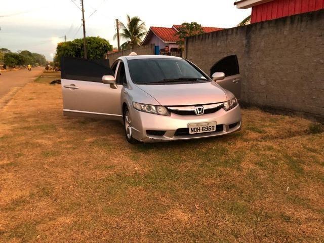 Civic automático 07