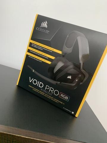 Headset Corsair Void Pro Wi-Fi