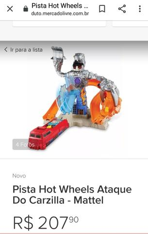 OPista Hot Wheels - Foto 6