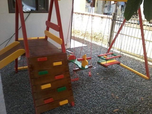 Parquinhos de madeira em Promoção - Foto 2
