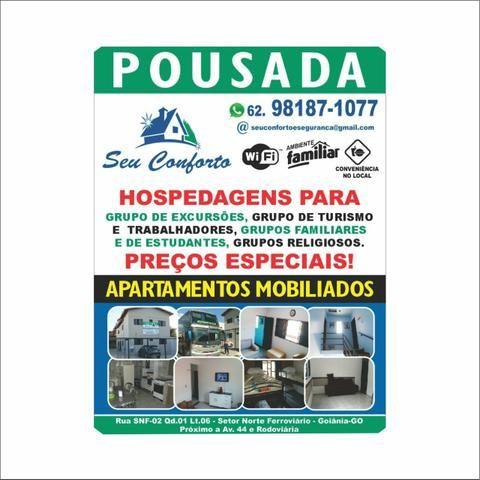 APARTAMENTOS MOBILIADOS Para LOCAÇÃO - Foto 14