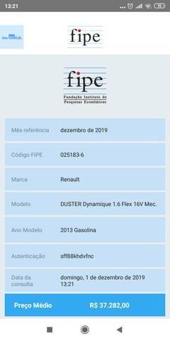 Duster 1.6 Dynamic GNV 5 geração - Foto 10
