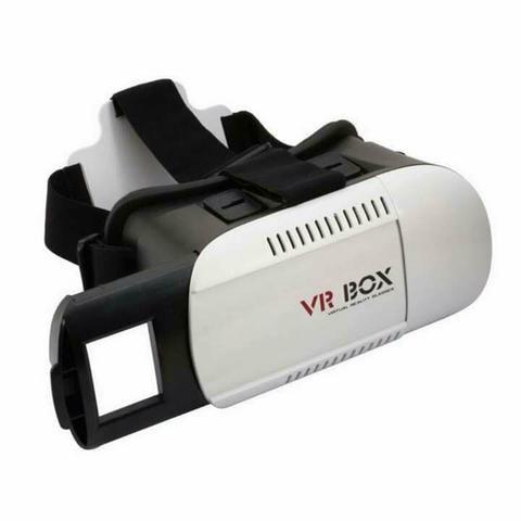 VR BOX óculos de realidade virtual c/controle - Foto 2