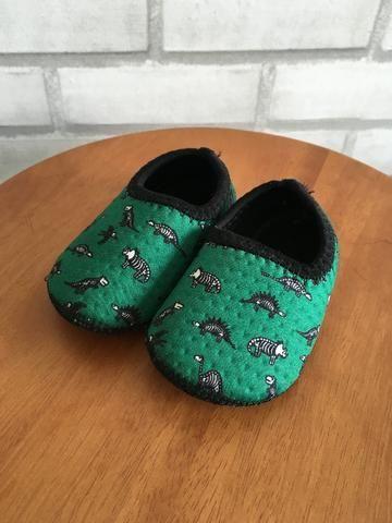 Sapato neoprene fósseis