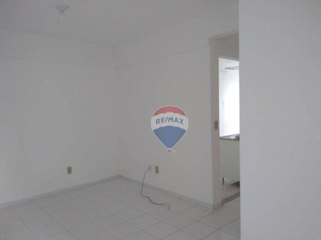 Apartamento com 2 dormitórios para alugar, 55 m² por r$ 600,00/mês - candeias - vitória da - Foto 5