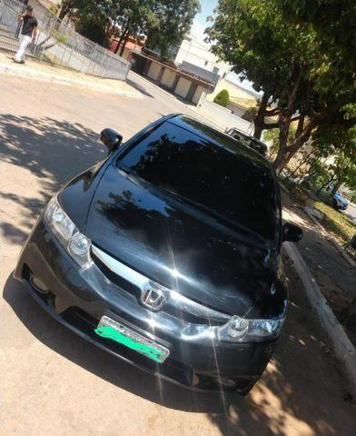 Honda Civic Lxs 1.8 Impecável