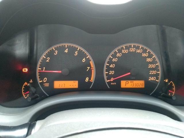 Corolla 2009 automático - troco menor valor - Foto 7