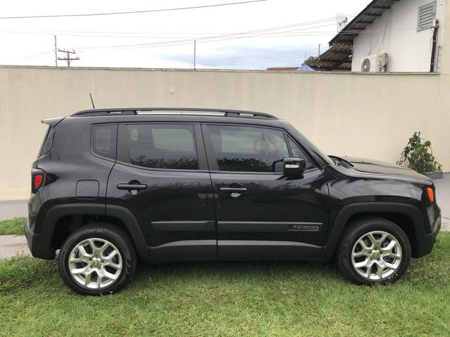 Jeep Renegade Longitude Diesel Com Teto Panorâmico (Unico a venda em Gyn) TOP!!! - Foto 18