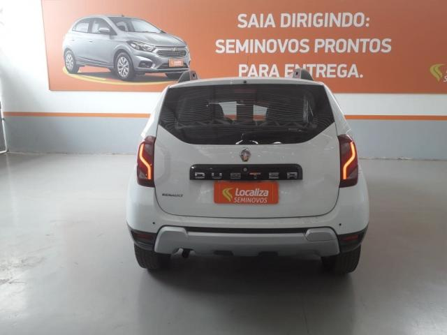 RENAULT DUSTER 2018/2019 1.6 16V SCE FLEX DYNAMIQUE MANUAL - Foto 3