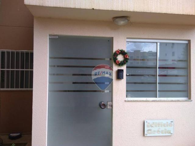 Apartamento com 2 dormitórios para alugar, 55 m² por r$ 600,00/mês - candeias - vitória da - Foto 9