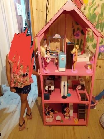 Casinha de barbie