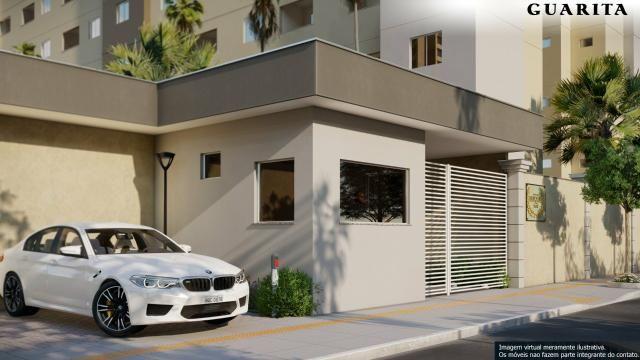 Venda- Apartamento tipo flat, novo,próximo ao Shopping Pantanal - Cuiabá MT - Foto 2