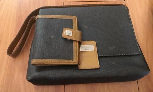 Bolsa Victor Hugo + carteira - Foto 2