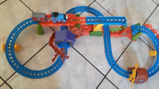 Ferrovia Thomas e seus amigos - Foto 2