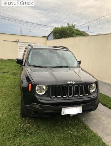 Jeep Renegade Longitude Diesel Com Teto Panorâmico (Unico a venda em Gyn) TOP!!! - Foto 6