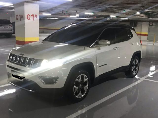 Jeep Compass Limited 2017/2017 - Foto 5